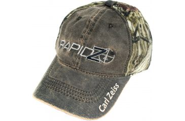 Zeiss Gear Hat With Rapid-Z Logo, Mossy Oak Camo