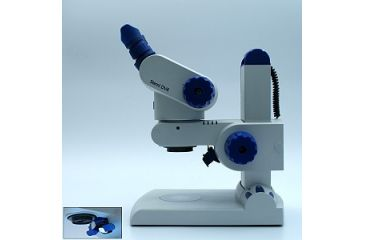 Zeiss Microimaging Stemi DV4 Stereomicroscope in Stand C LED 435421-0000-000