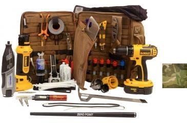 Zero Point Tactical IED Kit - 3rd Line, TIK.3SA Multi