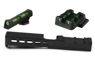 5-ZEV Technologies Dragonfly Pistol Slide,G19,Gen 4