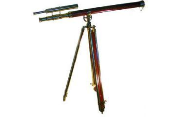 Zhumell Admiral Brass Nautical Telescopes 343-ADM