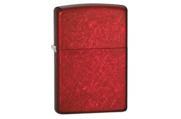 Zippo Candy Apple Red Classic Style Lighter 21063