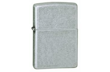 Zippo Antique Silver Plate Classic Style Lighter 121FB