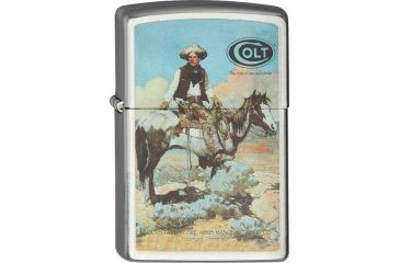 Zippo Colt Arm of Law Lighter ZOCT005