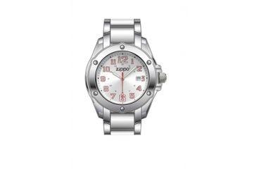 Zippo Dress Modern Style Watch, Silver, Small 45024