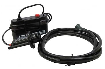 Zodi Portable Self-Contained Bilge Water Pump, Battery Powered 60150