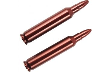 A-Zoom Rifle Snap Caps - 204 Ruger, 2 per Pack