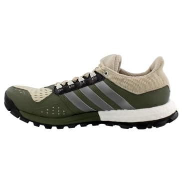 Adidas Outdoor Adistar Raven Boost Trail Running Shoe - Mens | 4.5 ...