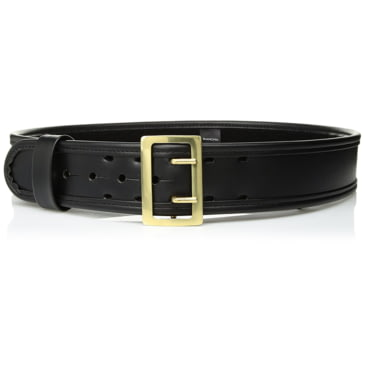 Bianchi 22253 AccuMold Elite 7960 Black BW Brass Sam Browne Duty Belt 46-48/""