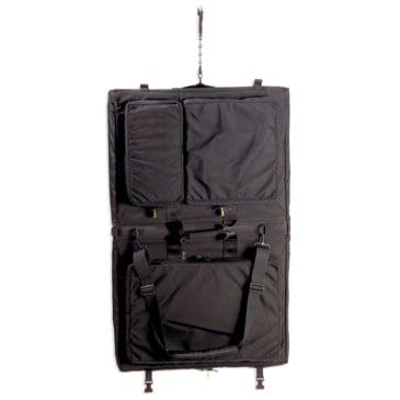 Elite Survival Systems Deluxe Garment Bag DGB Deluxe Garment Bag Black