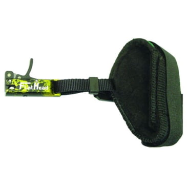 Fletcher Fletch Hook Release with Hook and Loop Strap