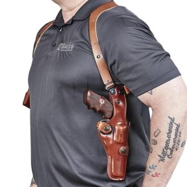 Details about  /Deluxe Shoulder Holster fits Beretta PT-92 Double Magazine Pouch Ambidextrous