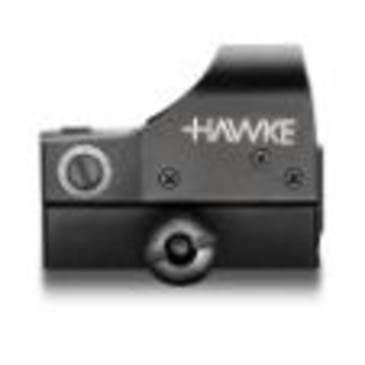 PARASOLE 12103 Hawke Vantage Dot Vista 1x25 Red Weaver//Picatinny base 3 MOA
