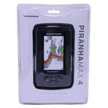 Details about  /Humminbird Piranhamax 4 Fishfinder 410150-1