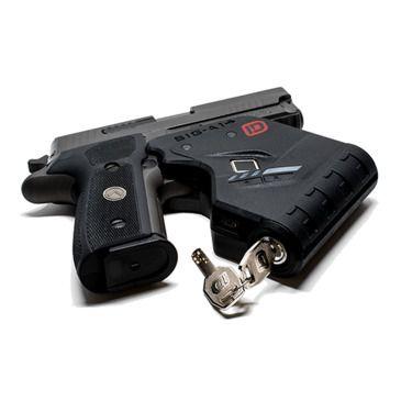 Details about  /Gun Trigger Lock Key Metal Unex Firearm Safety Security Lock