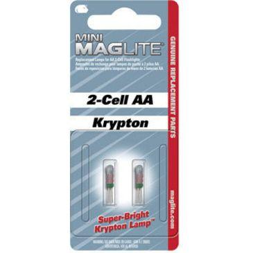 Mini Maglite AA genuine Lens-Neuf