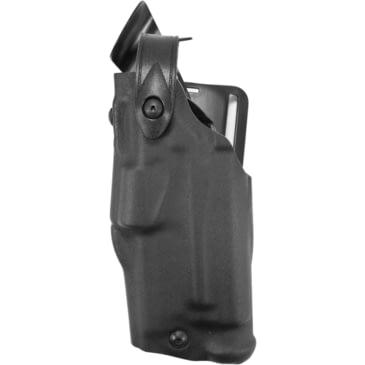 Safariland 6365-83-131 Black STX Tactical RH Duty Holster For Glock 17//19//23