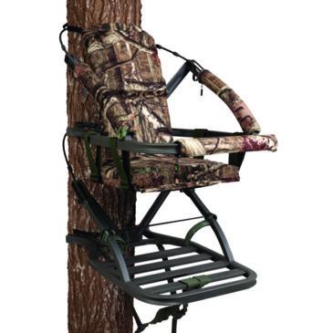 Summit Universal Treestand Foam Replacement Seat w// Mossy Oak Camo
