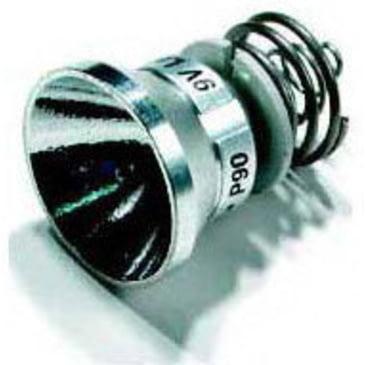 Z3 C3 D3 Surefire P90 lampe de poche Réflecteur Lampe Assemblée 105 LM pour 9P