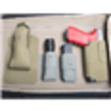 Vertx One Wrap Multi Purpose Holster Full Sized Handgun Desert Tan VTX5100