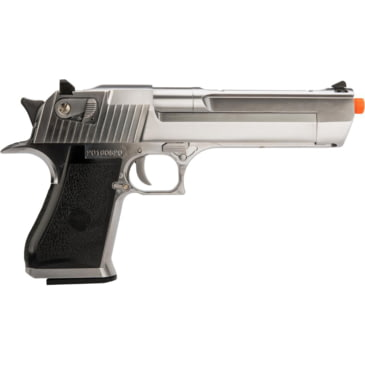 We Tech Desert Eagle 50ae Full Metal Gas Blowback Airsoft Pistol W Free Shipping