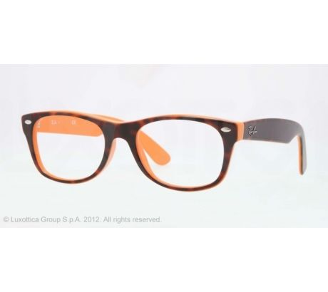 Best Prescription Glasses Frame : Ray-Ban New Wayfarer Eyeglasses RX5184 with Rx ...