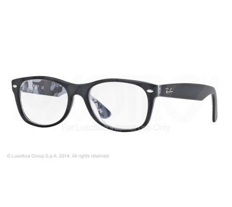 7fac90dc823 Black And Gold Ray Ban Eyeglasses Rx5092