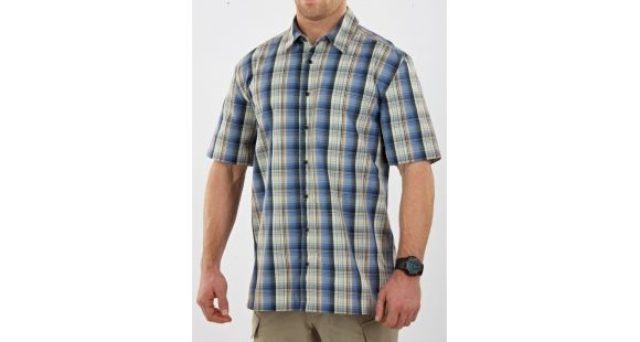 8c161b01e 5.11 Tactical Covert Shirt Classic Short Sleeve - Desert - S 71198-732-S —  71198-732-S