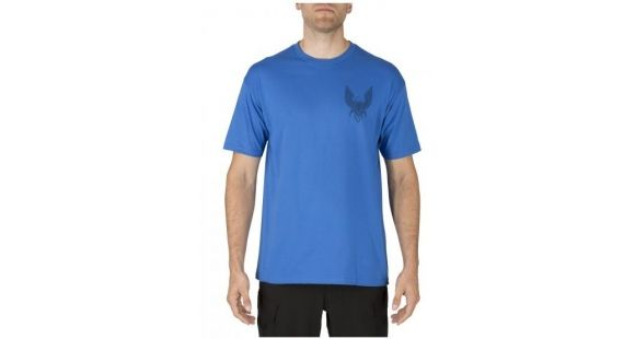 5.11 Tactical Eagle Rock Tee, Royal Blue - 41195AD - 1 out of 9 models