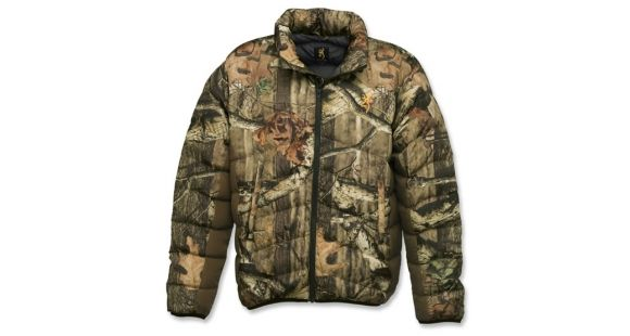 Browning 700 Fill Power Down Jacket Mossy Oak Break Up Infinity S 3047662001 Color Size Small