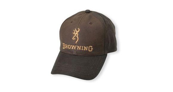 outlet store 2c55b 7f65a ... mens turley buckmark hat b5695 a2b9f  australia browning dura wax youth cap  brown 3084121 c9d0d d2f3e