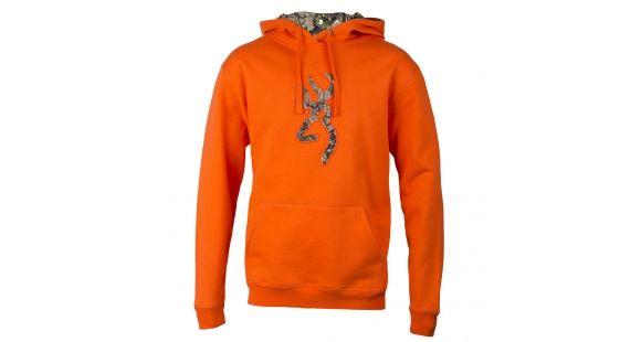 f09a4d14fea Browning Mens Buckmark Camo Sweatshirt