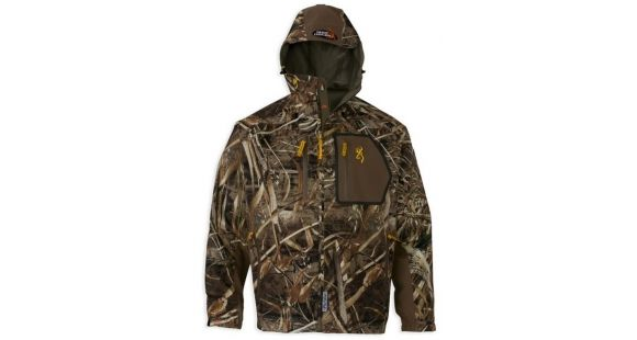 1526ad3cf6539 Browning Wicked Wing Timber Rain Jacket,Realtree Max5,XL 3043317604