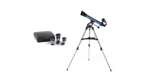 Celestron inspire az telescope w astromaster out of models