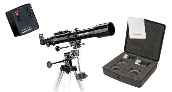 Celestron powerseeker eq telescope w out of models