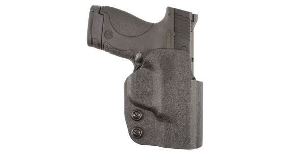 DeSantis DS Kydex Sheet Paddle Holster for Smith and Wesson J Frame  2-2 25in,Black,Right, D94KA02Z0