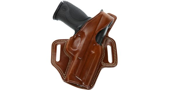 Galco Fletch High Ride Belt Holster, Glock 43, Right hand, Premium  Steerhide Finish, Tan, FL800