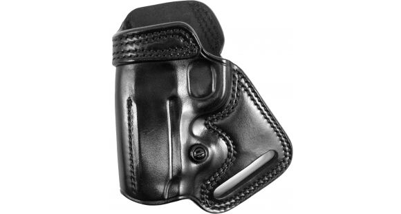 Galco SOB Small Of Back Holster, Left Hand, Black - Colt 3 5in 1911 -  SOB219B — Color: Black, Fabric/Material: Leather, Holster Type: Inside the