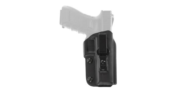 Galco Triton Kydex IWB Holster - Right Hand, Black, S&W J Fr 2 in  and  Taurus 605/85 2 in  TR158