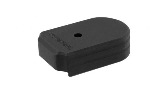 Leapers UTG Pro +0 Base Pad, Sig P320 9/40, Matte Black Aluminum, PUBSG01