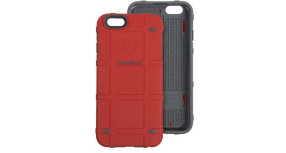 size 40 17f94 84005 Magpul Industries Bump Case - iPhone 6/6S, Red, MAG486-RED — Phone Model:  iPhone 6/6s, Color: Red — MAG486-RED — $1.46 Off