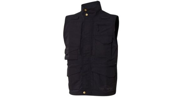 Trui Vest.Tru Spec 24 7 Khaki Tactical Vest Khaki Large