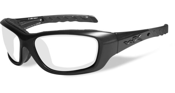 1b61092f5301 Product Info for Wiley X WX Gravity Sunglasses - Clear Lens / Gloss Black  Frame, CCGRA03
