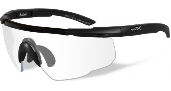 507a4e88be Wiley X Saber Advanced Sunglasses - Clear Lens   - 1 out of 5 models