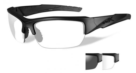 Wiley X WX Valor Sunglasses - 2 Lens Package d9c1e1cccc