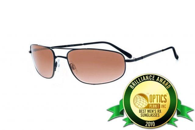 Serengeti Rx Prescription Aviator Velocity Sunglasses - 2009 Brilliance