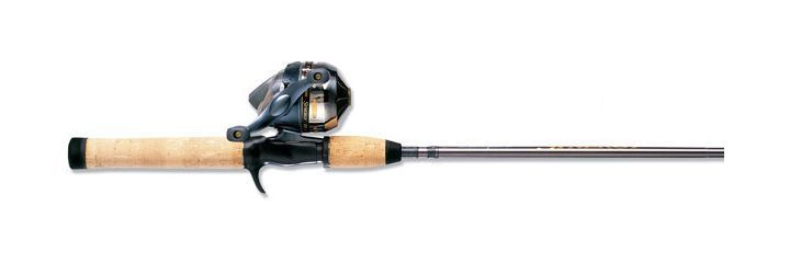 Page 7 freshwater reels buyer 39 s guide for fishing reels for Push button fishing reel