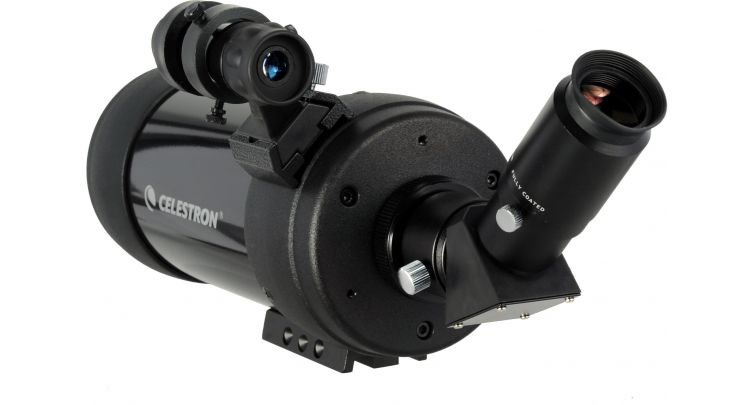 Celestron 90mm Maksutov Spotting Scope Telescope Package 52268-OP - Celestron 90 Spotting Scope w/Tripod 93606