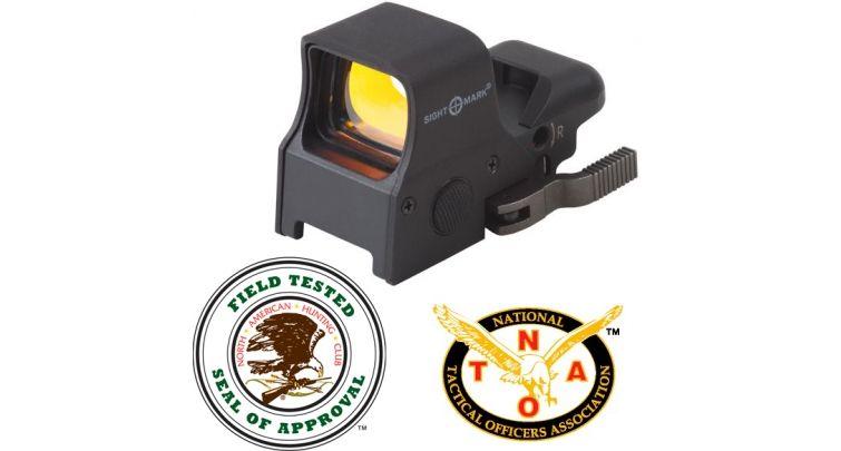 New Sightmark Ultra Shot Sight QD Digital Switch, Red Dot Sight SM14000