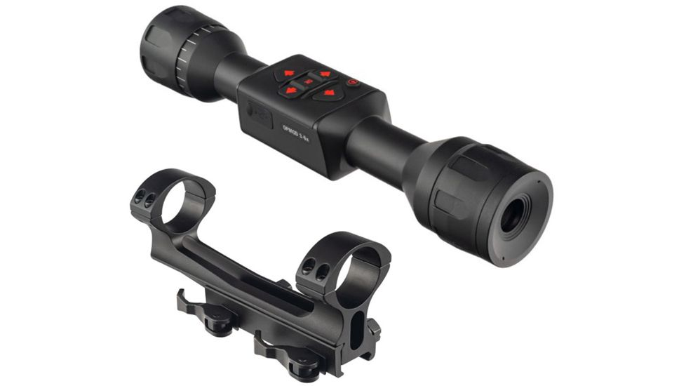 ATN OPMOD ThOR LT 3-6x Thermal Rifle Scope – The Best Entry-Level Thermal Scope